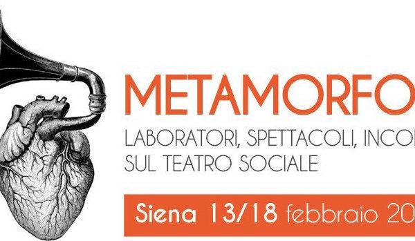 La rassegna Metamoforsi. Incontri e spettacoli sul Teatro Sociale