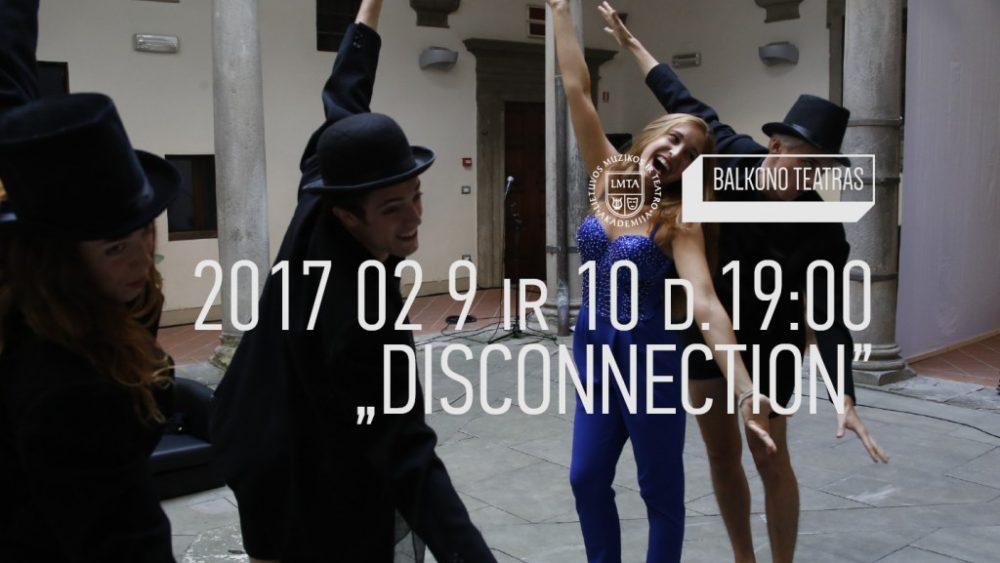 disconnection vilnius